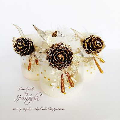 Handmade by Jussstynka: Magiczny blask III
