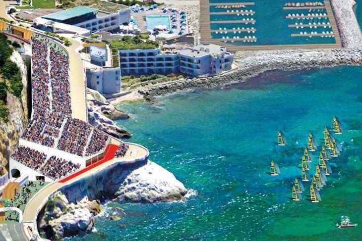JO 2024, la voile à Marseille, un atout pour le nautisme local ?