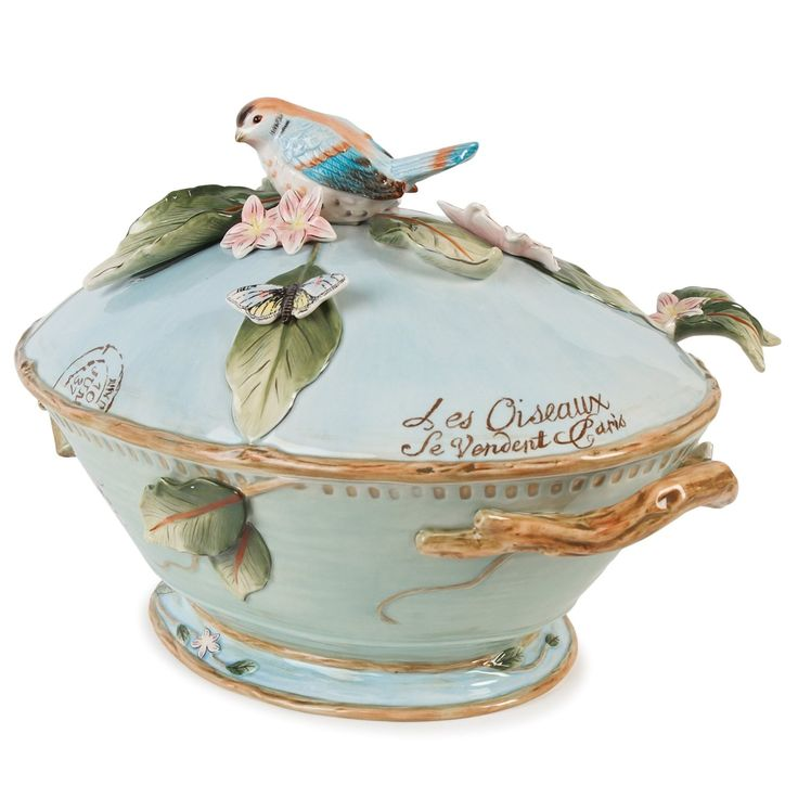 Another angle for this beautiful soup tureen - http://tureenworld.com/products/beautiful-soup-tureen/