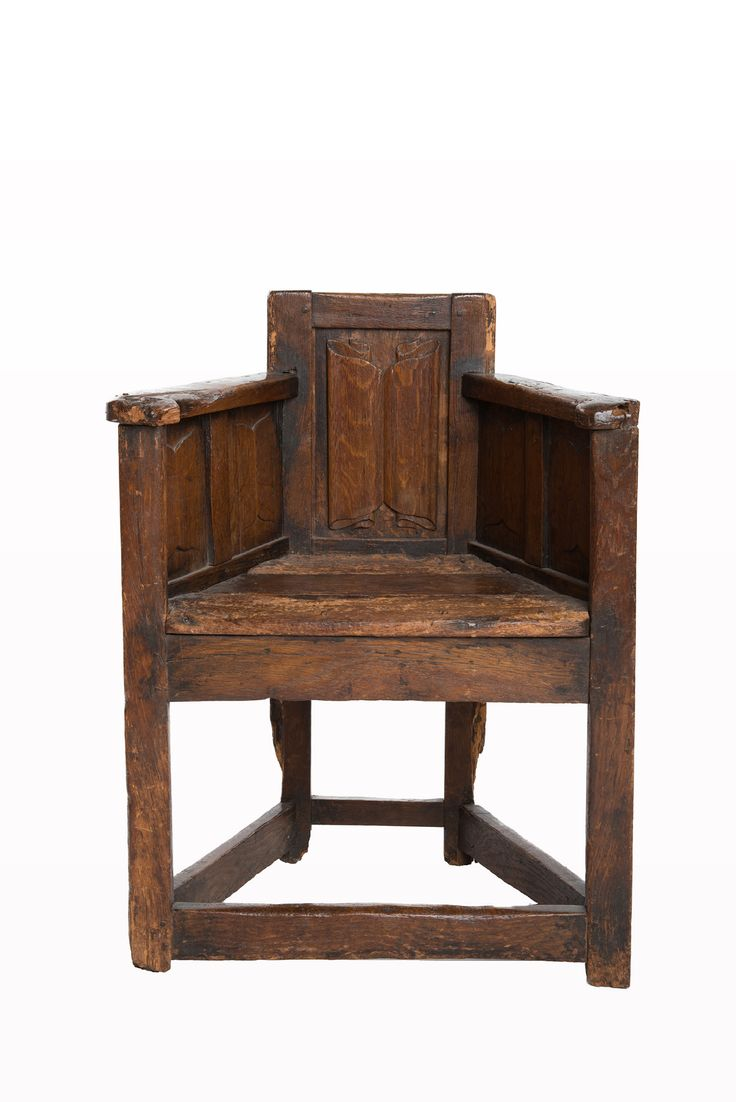 Gothic linenfold armchair circa 1460- 1480 Marhamchurch antiques  sc 1 st  Pinterest & 180 best * Furniture images on Pinterest | Medieval life Middle ...