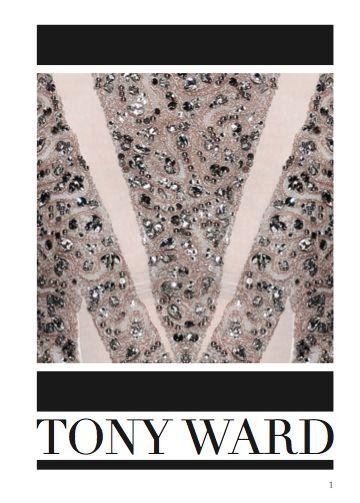 Focus on Tony Ward in Rome chapter. #TonyWard #HauteCouture #catwalks #fashion #woman #style #clothes #dress #look