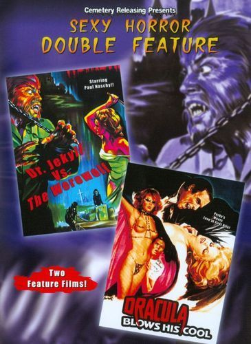 Sexy Horror Double Feature: Dr. Jekyll vs. the Werewolf/Dracula Blows His Cool [DVD]