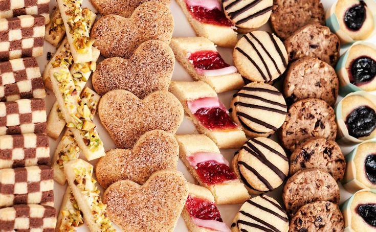 Med en riktigt bra grunddeg kan du göra mängder av olika småkakor. Vi varierar dem med nötter, sylt, glasyr, chokladtryffel och kryddor.