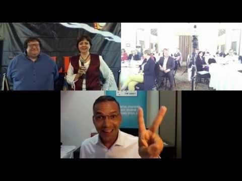 Virtual Panel on Virtual Presenting PSASA 2018 Convention - YouTube