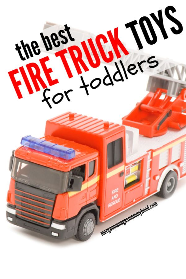 The Best Fire Trucks For Toddlers Kids Toy Fire Trucks Fire