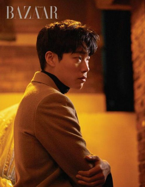 More Images Of Rye Joon Yeol For February Harper's Bazaar | Couch Kimchi