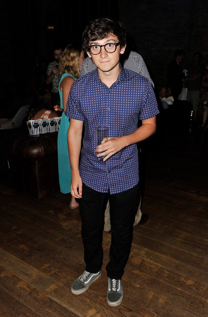 Pin for Later: 26 Times British Celebs Looked Gorgeous in Glasses Craig Roberts