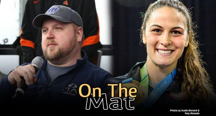 OTM: Pan Am Games champion Adeline Gray and Mat Talk Online's Jason Bryant