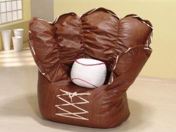 Puff Luva de Baseball Esportiva - Stay Puff
