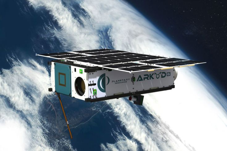 Asteroid mining company Planetary Resources successfully launches satellite