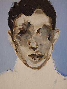 "Saatchi+Online+Artist+Miguel+Laino;+Painting,+""+Guinevere""+#art"
