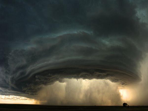 Montana Thunderstorm by Sean Heavey