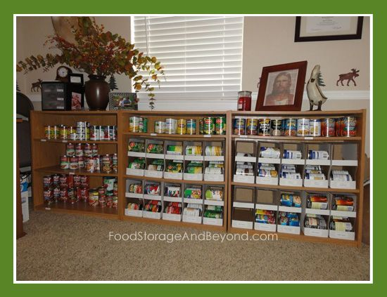 21 Best Images About Prepper Shelving Amp Organization On