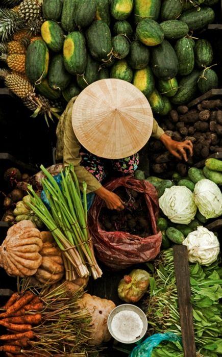 Market, Indonesia