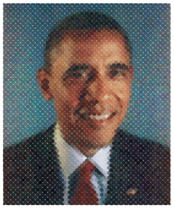 Google Image Result for http://blogs.artinfo.com/artintheair/files/2012/09/ObamaClose2.jpgArt Editing, Close Art, Obama Victory, Chuck Close, Google Search, 2012, Victory Fund, Close Portraits, Chuckclose