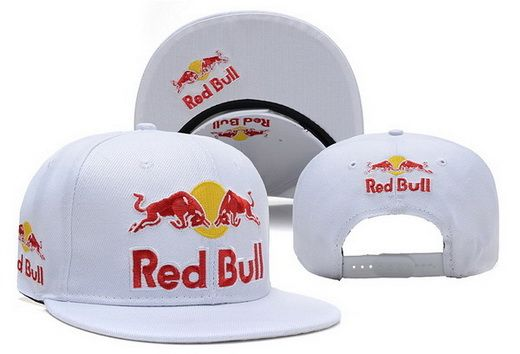 Red Bull Snapback Caps Hats White Red Bull Snapback Caps