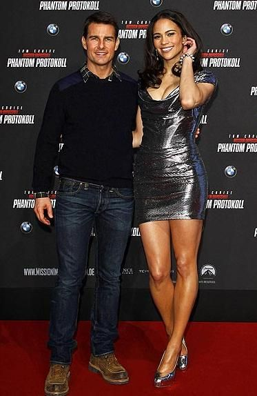 tom cruise and paula patton