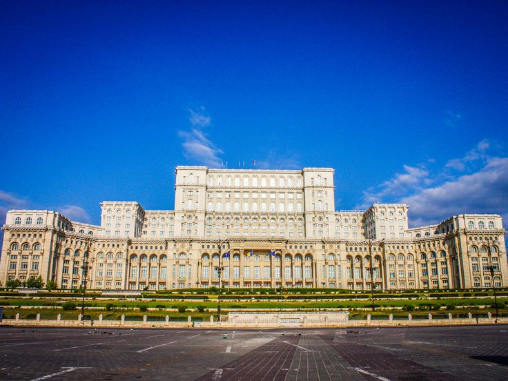 Palace of the Parliament / Peoples' House / Socialist Classicism