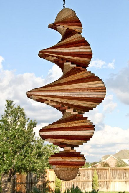 wood helix wind spinner plans 2