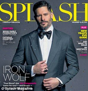Joe Manganiello opens up to the Chicago Sun Times' SPLASH Magazine and in his new book about his history with substance abuse and homelessness. His drive to better himself is truly inspiring, he hit rock bottom and patiently crawled back out of the hole.