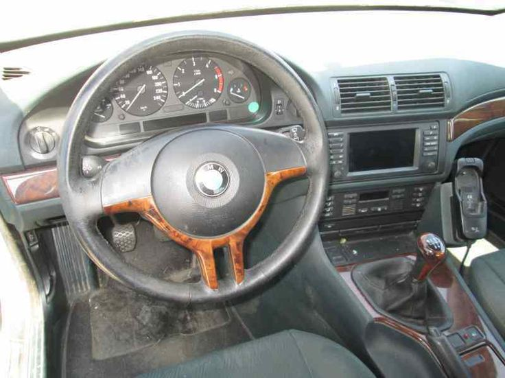 BMW SERIE 5 BERLINA (E39) 520d  2.0 16V Diesel CAT (136 CV) |   03.00 - 12.03