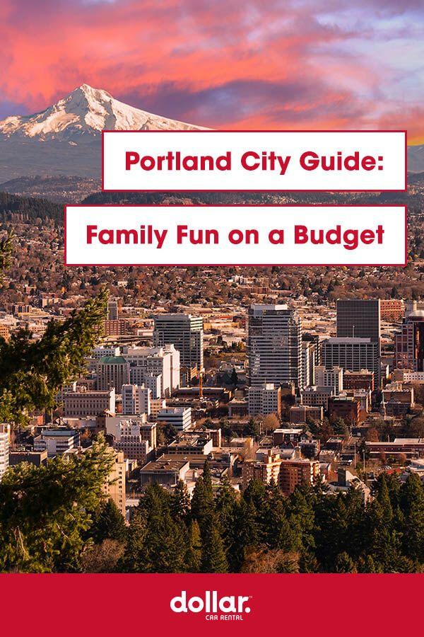 Portland Make Your Dollar Go Further Portland City Visit Portland Vacation Itinerary