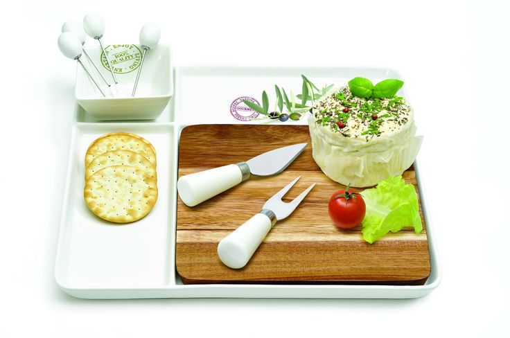 Zestaw do serów || #set for #cheese ; #party #decosalon #giftidea #cheeselovers #nuova