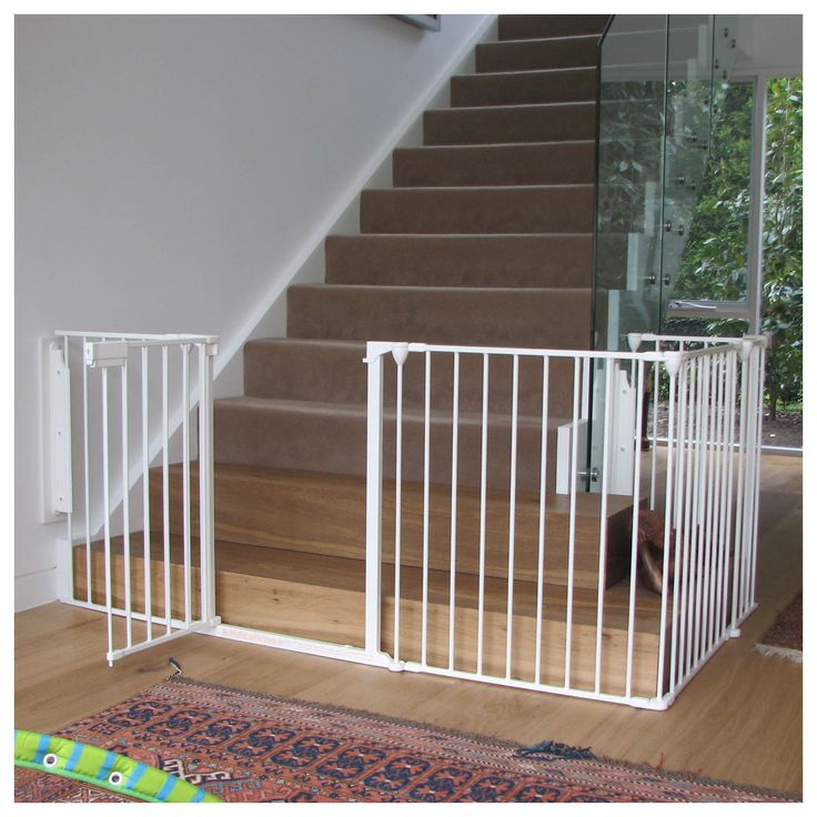 extra wide pet gate pressure mount