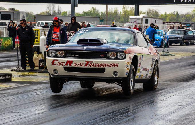 Dennis Breeden Super Stock 2010 Challenger Racing