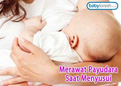 Perawatan payudara perlu mendapatkan perhatian serius, terutama saat menyusui bayi Anda. Payudara yang sehat dan terawat baik, mampu melancarkan produksi ASI. Hal ini membuat proses pemberian ASI menjadi lebih mudah baik bagi ibu maupun bayi.  http://www.babylonish.com/blog/2016/05/merawat-payudara-saat-menyusui