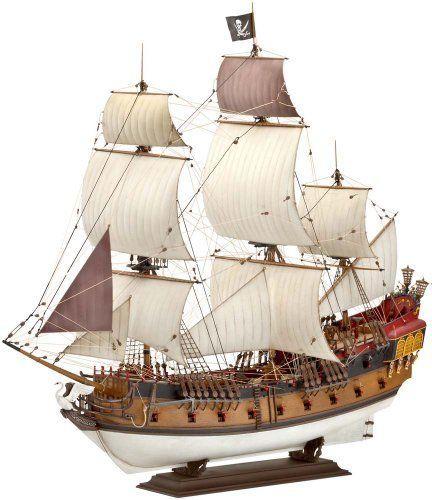 Revell of Germany Pirate Ship Plastic Model Kit Revell of