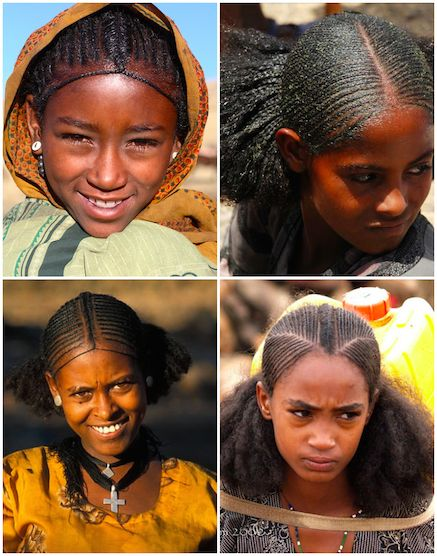 "When I was a young girl, my mom would sometimes style my hair in what many of you now recognize as ""African threading"".  The threaded style has a history of popularity in Africa, but is…"