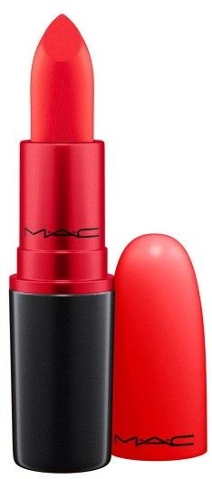 MAC Lady Danger Shadescent Lipstick - Lady Danger. Lady Danger is a vivid bright coral-red in a matte finish, presented in shade-matched packaging. M.A.C lipsticks are formulated to shade, showcase and define the lips. Each Shadescent Lipstick is available in cult-favorite shades to match your Shadescent. (afflink)