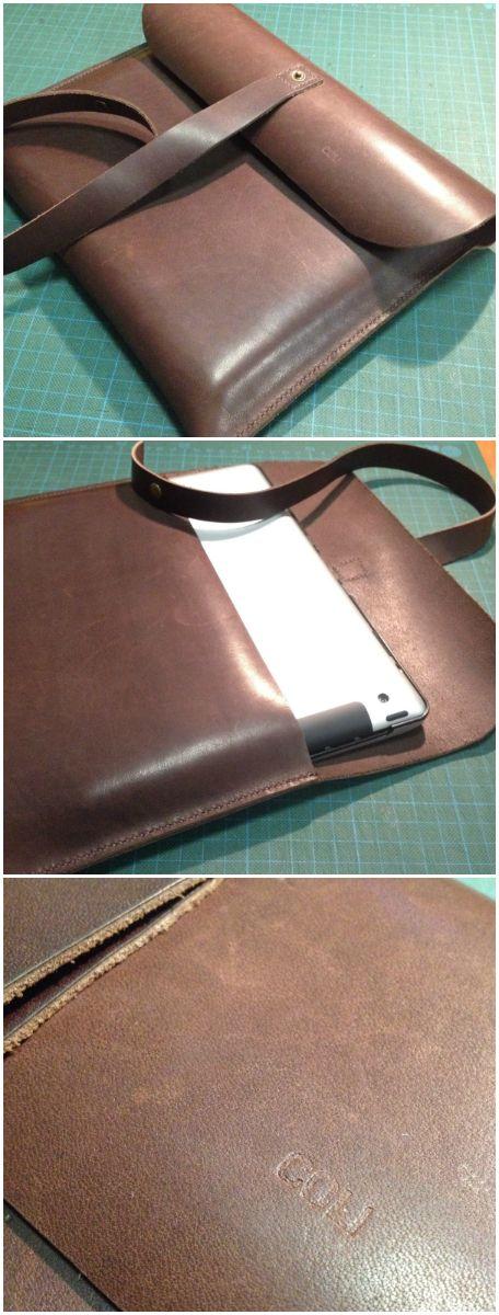 Hand made Ipad bag
