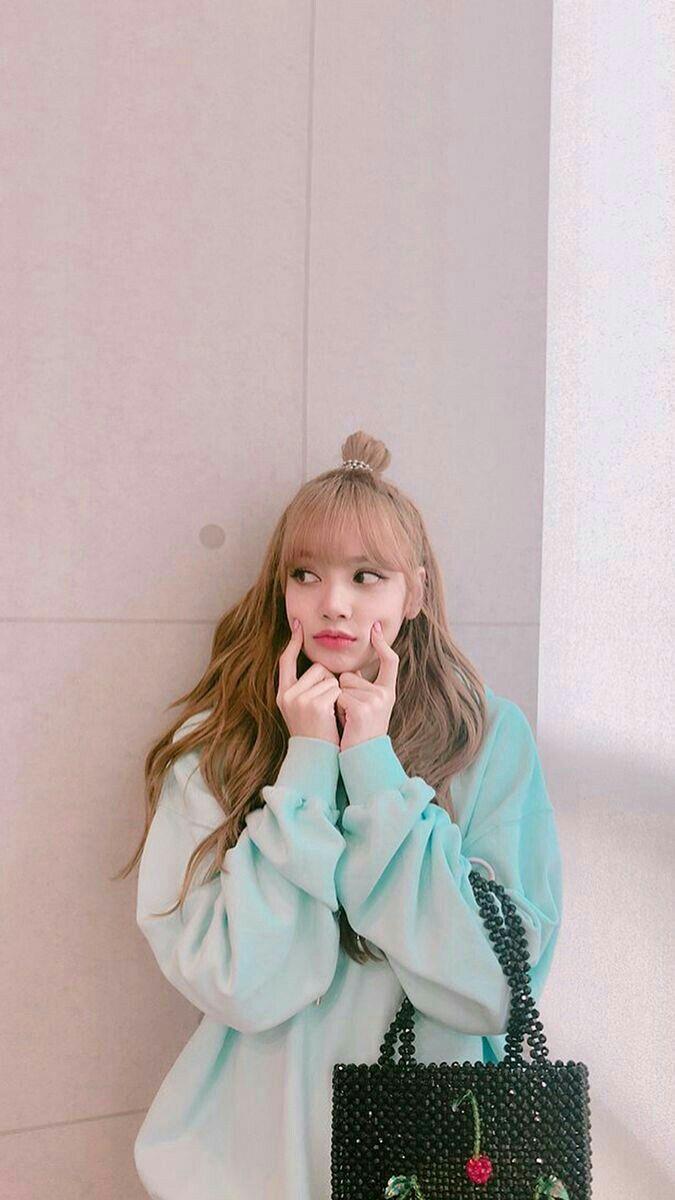 Kpop Idol As Your Zakonczone Lisa Blackpink Wallpaper Blackpink Black Pink Kpop