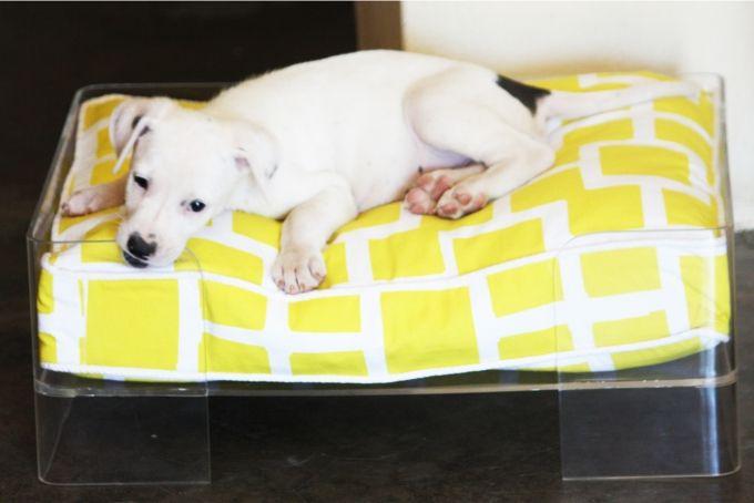 Mio Pet Bed {Small} by Simpli Decor