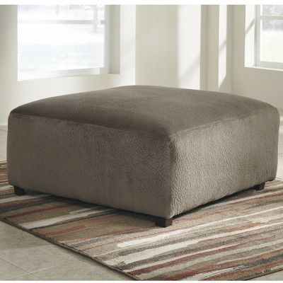 Ink + Ivy Stanton Square Ottoman & Reviews | Wayfair
