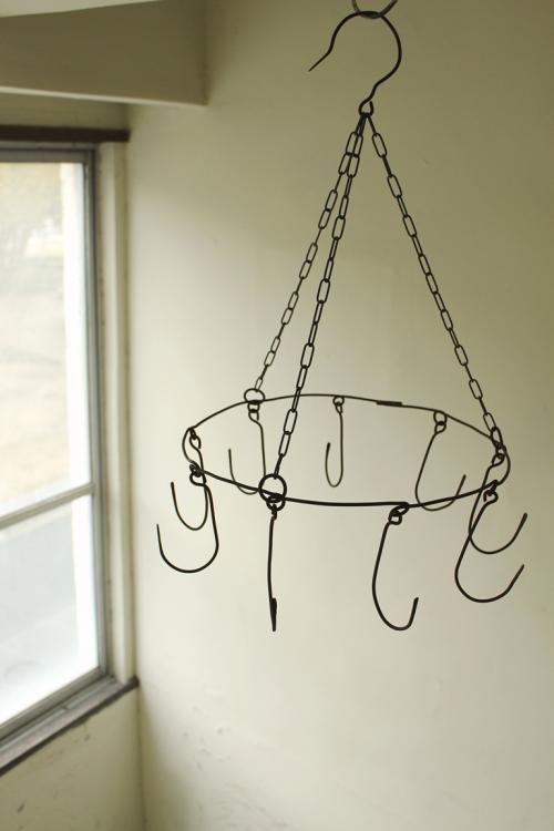 Iron Round Hook hanger - 9 | IRRE