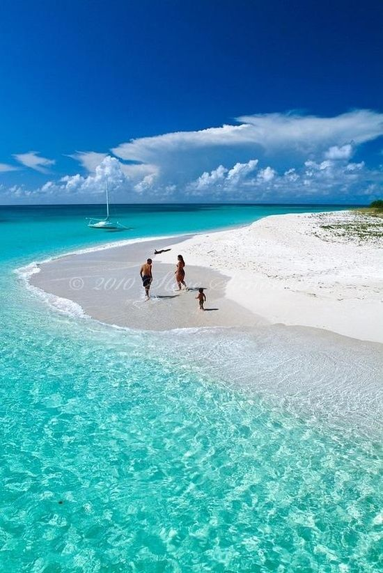 St-Croix, US Virgin Islands...rated 7th best beach in the world by national geographic. Buccaneer island.