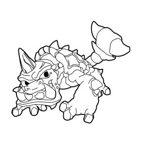 Skylanders SWAP Force: Slobber Tooth