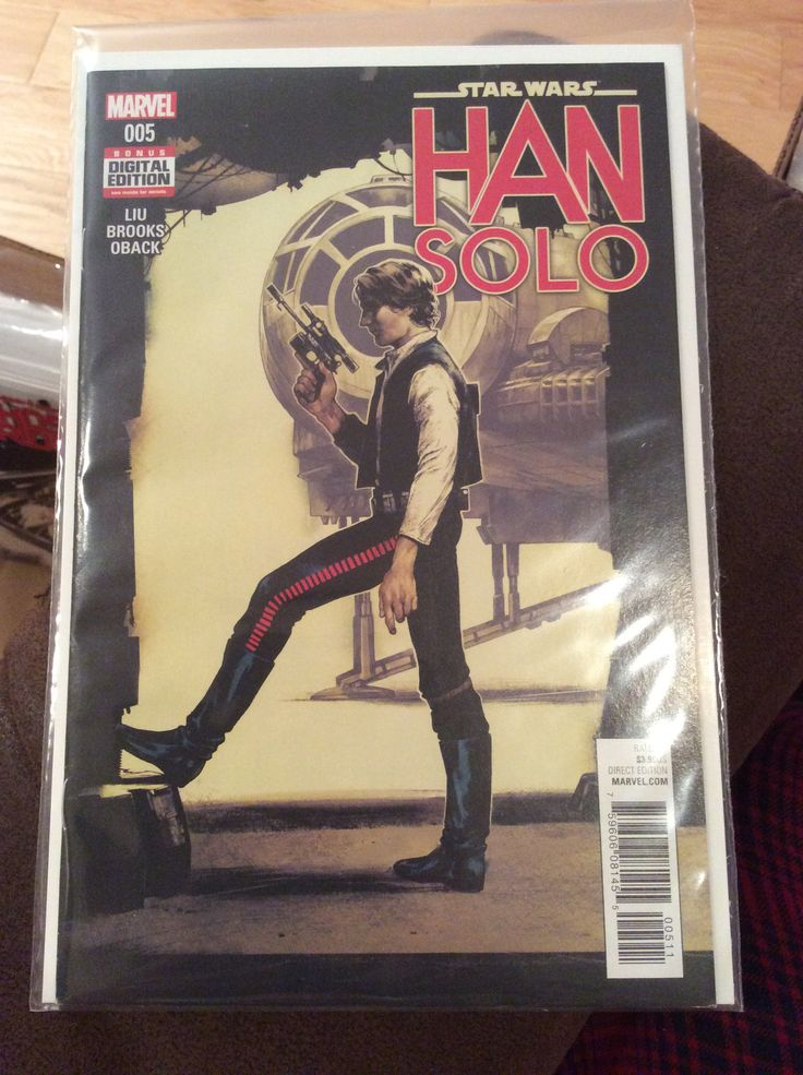 Han Solo #5 (of 5)