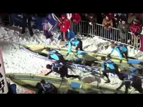 Carnival De Quebec In Action  I have done some of the things in this video :)