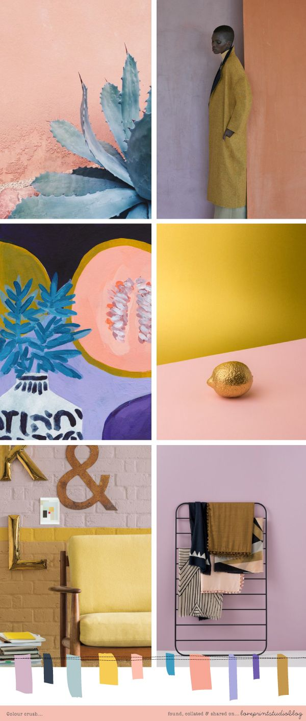 Colour crush... | loveprintstudio | Bloglovin'