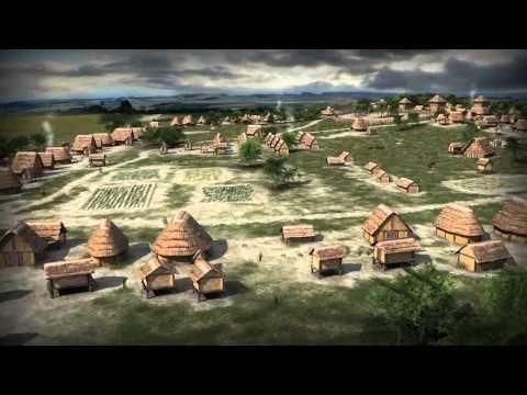 Village gaulois d'Acy-Romance