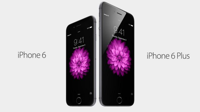 Apple Unveils Larger iPhone 6 and iPhone 6 Plus, boasting more pixels in each model and bigger screen size.