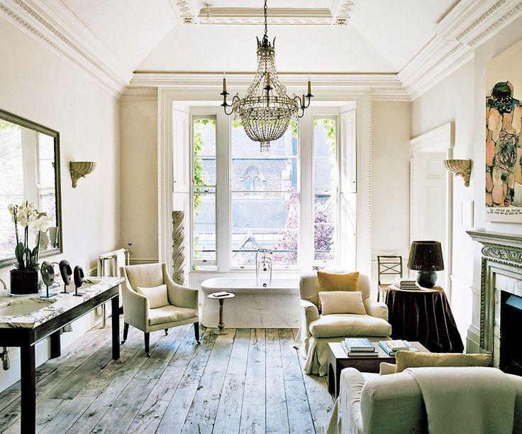 Modern Elegance In Nineteenth Century London Home Elegant Home
