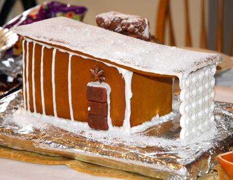 124 best Baking | Modern Gingerbread House Inspo (Mid Century & Log ...
