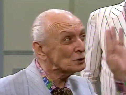 Chico Anysio - Profº Raimundo recebe o pai de Rolando Lero (HQ)