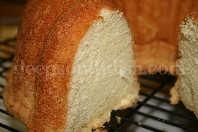 Grandma Mac's Perfect Southern Pound Cake | Pound Cakes, Cakes and ...