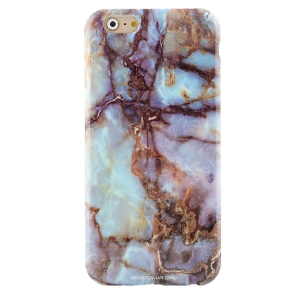 Galaxy Marble iPhone Case-velvetcaviar.com
